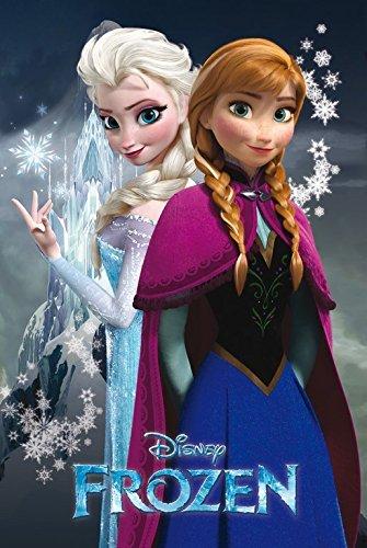 Frozen Poster Anna & Elsa 208