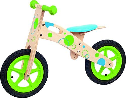 Woodyland Bicicleta de Equilibrio de 85 x 55 cm con Ruedas B