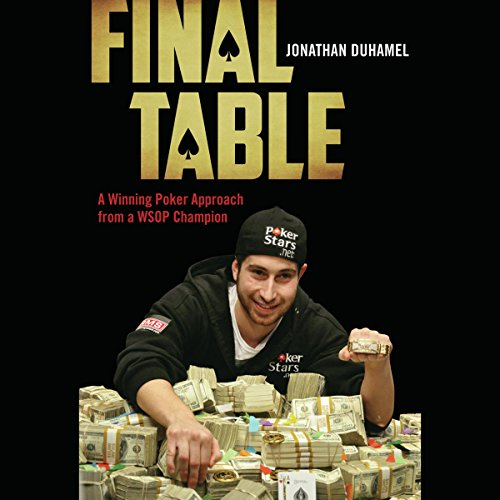 Final Table audiobook cover art