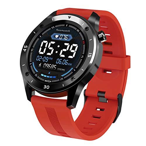 LDJ 2021 Nuevo F22S Deportes Smart Watch Man Mujer Bluetooth Call Smart Smartwatch Fitness Tracker Pulsera Presión Arterial para Android iOS PK PK P8,A