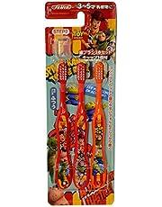 スケーター 歯ブラシ 園児用 (3-5才) 毛の硬さ普通 3本組 トイ・ストーリー 15 ディズニー TB5T