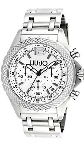 orologio cronografo uomo Liujo Riva casual cod. TLJ833