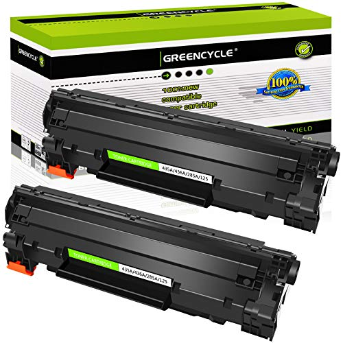 MF3010 Black CRG 125 Works with: imageCLASS LB P6000 On-Site Laser Compatible Toner Replacement for Canon 125 3484B001AA