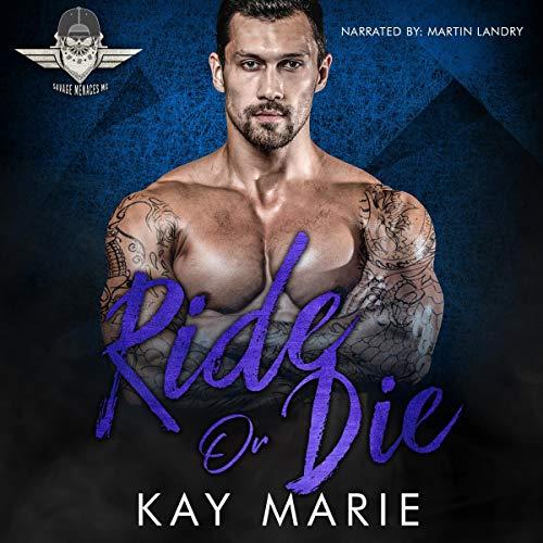 Ride or Die audiobook cover art