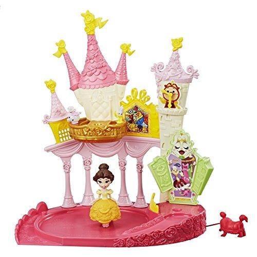 Hasbro Disney Prinzessin E1632EU4 Little Kingdom Belles Ballerina Ballzaal, speelset