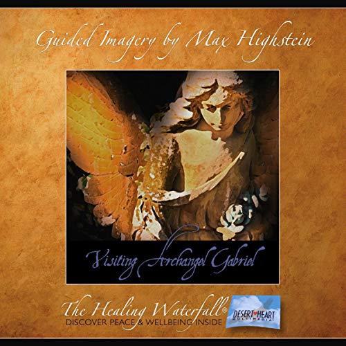 Visiting Archangel Gabriel audiobook cover art