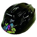 Cannondale(キャノンデール) キッズヘルメット Burgermanコラボ BK XS/S CH4707U30XS Burgermanブラック XS/S