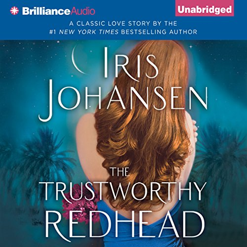 The Trustworthy Redhead audiobook cover art