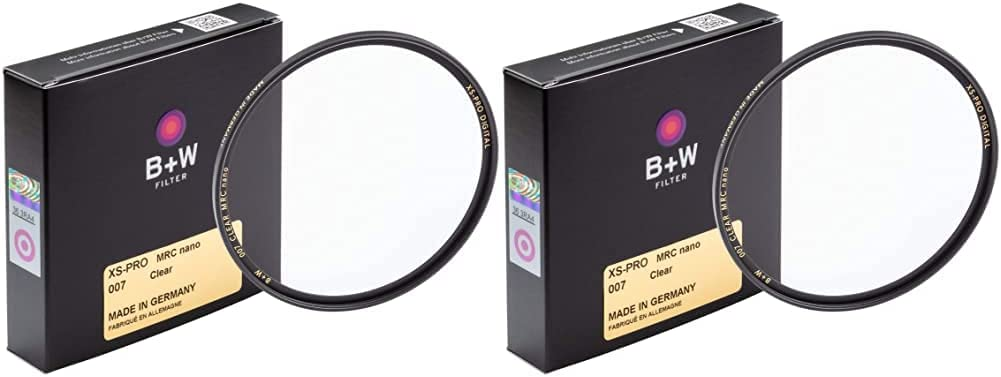B+W Sale Special Price 46MM XS-PRO Clear with Multi-Resistant 007M f Nano New arrival Coating