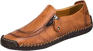 Amazon.it: Giallo Mocassini Scarpe da uomo: Scarpe e borse