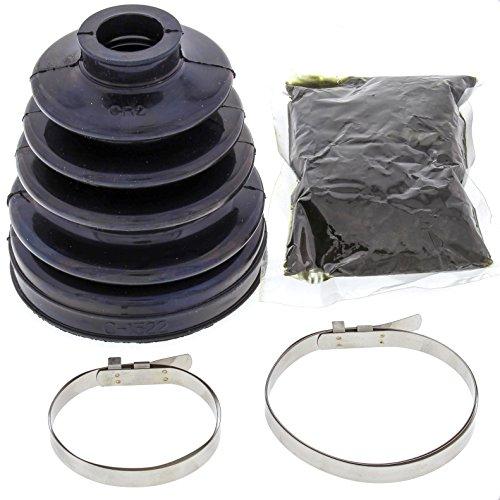 All Balls 19-5022 Black 21mm x 78mm x 93mm Long CV Boot Kit