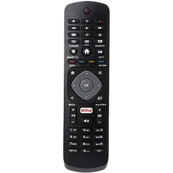 ESden Remote Control Mando a Distancia de Repuesto Compatible con ...