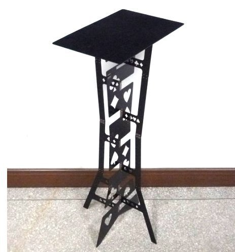 GOWE Magia Furniture: Mesa Plegable con Pierna Negra