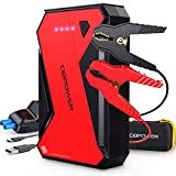 DBPOWER DJS80 Car Battery Jump Starter 1000A 12800mAh - UP to 7.0L Gasoline, 5.5L Diesel Engine,12V Portable Auto Battery Booster Power Pack