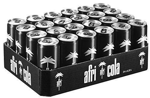 afri cola - 24 x 0,33 L Dosen inkl. Pfand (6,00 EUR)