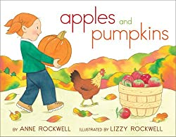 Fall apples and pumpkins book