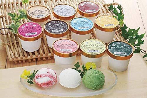 アイス つめあわせ アイスクリーム 詰め合わせ 北海道 アイス ギフト 北海道 アイスクリーム 10個 セット 牧瀬牧場 アイス