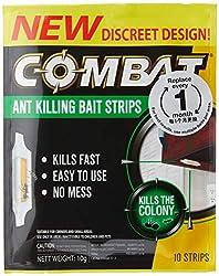 Combat Ant Killing Bait Strips, 10ct