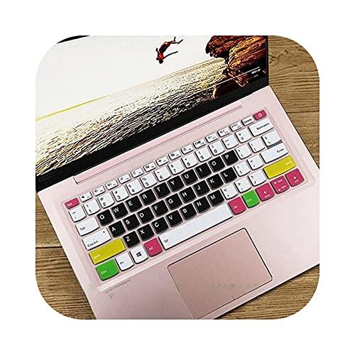 Candy - Carcasa protectora teclado para Lenovo Yoga C930 920 13 9 pulgadas Yoga 720 730 13.3 pulgadas Yoga 730 Yoga 730 15 6 pulgadas Yoga 720 12,5 pulgadas