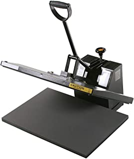 ePhotoInc Heat Press 16 X 24 Large Heat Press Sublimation Heat Press T Shirt Heat Press Machine Screen Printing Transfer Machine