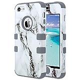 ULAK Coque iPhone 5c, iPhone 5c Case Housse de Protection Anti Choc Matériaux...