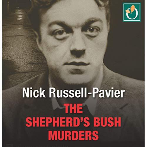 The Shepherd's Bush Murders cover art