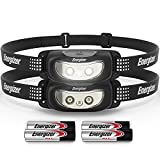 Energizer (2-Pack LED Headlamp, Bright and Durable, Lightweight, Built...