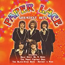 paper lace greatest hits cd