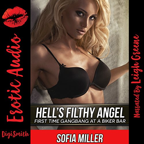 Hell's Filthy Angel audiobook cover art