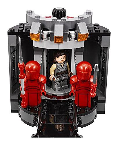 La Salle du Trône de Snoke LEGO Star Wars 75216 - 492 Pièces - 6