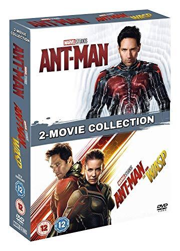 Ant-Man 1&2 Doublepack [UK Import]