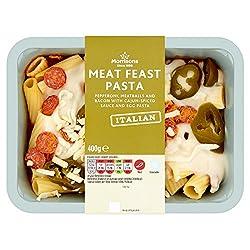 Morrisons Kitchen Italian Meat Feast Pasta Bake, 400 g