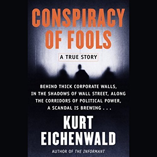 Conspiracy of Fools audiobook cover art