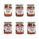 Il Kit Fuego contiene una selezione di creme di peperoncino concentrato al 92% realizzate con frutti di colori rosso. Tutte le varietà scelte si caratterizzano per retrogusti fruttati e per la spiccata piccantezza, che va dai 4.000 SHU del Jalapeño agli atomici 1.500.000 SHU del Ghost Chili, il Peperoncino Fantasma.