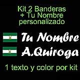 AZ FLAG Bandera de Mesa de la Provincia DE JA/ÉN 21x14cm BANDERINA de DESPACHO JA/ÉN EN/ANDALUC/ÍA 14 x 21 cm