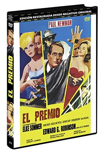 El Premio DVD 1963 The Prize