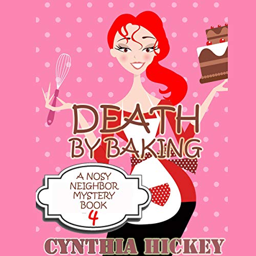 Death by Baking audiobook cover art