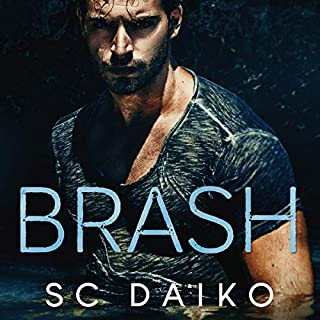 Brash: An Enemies to Lovers Romance audiobook cover art