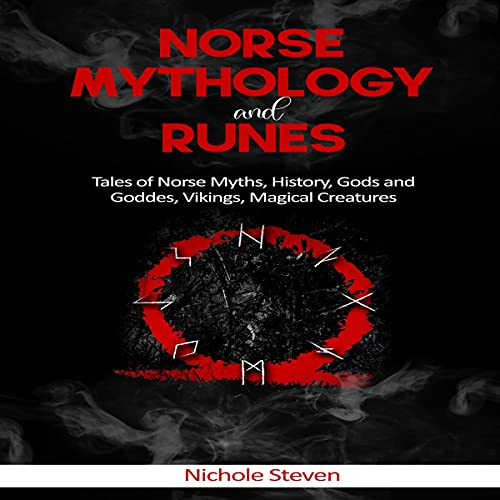 Norse Mythology and Runes cover art
