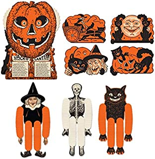 Best vintage halloween decorations Reviews