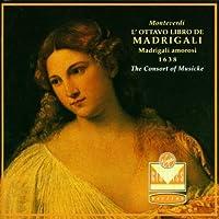 Madrigali Amorosi-Bk. 8