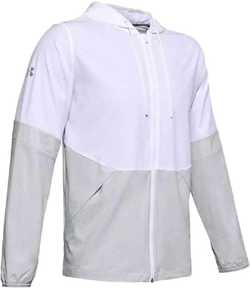 Under Factory outlet Denver Mall Armour Men's Squad Jacket 2.0 Water-Repellent Woven
