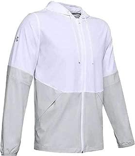 Men's Squad 2.0 Water-Repellent Woven Jacket