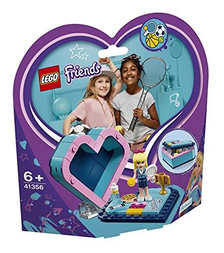 LEGO 41356 Friends Scatola del Cuore di Stephanie (Ritirato dal Produttore)