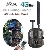La cámara cámara de la caza impermeable IP66 4G GPS Trail cámara de exploración de...