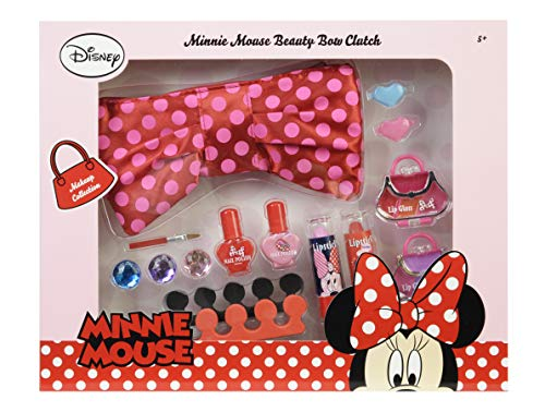 markwins Minnie Mouse Stylisches Maquillaje y Beauty Set (2