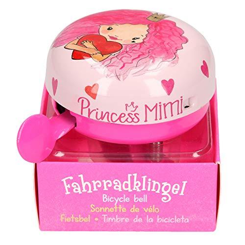 Depesche 6484 Fahrradklingel Princess Mimi, Sortiert, bunt