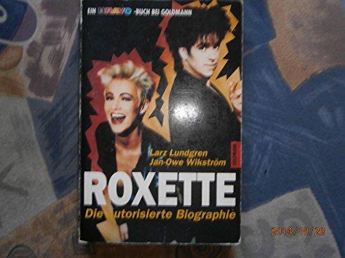 Roxette, Das Buch
