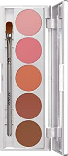 Kryolan Shades Eyeshadow Palette, 7.5 g - Florence