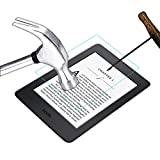 Acm Tempered Glass Compatible with Kindle Paperwhite 6 Screen Guard Screenguard